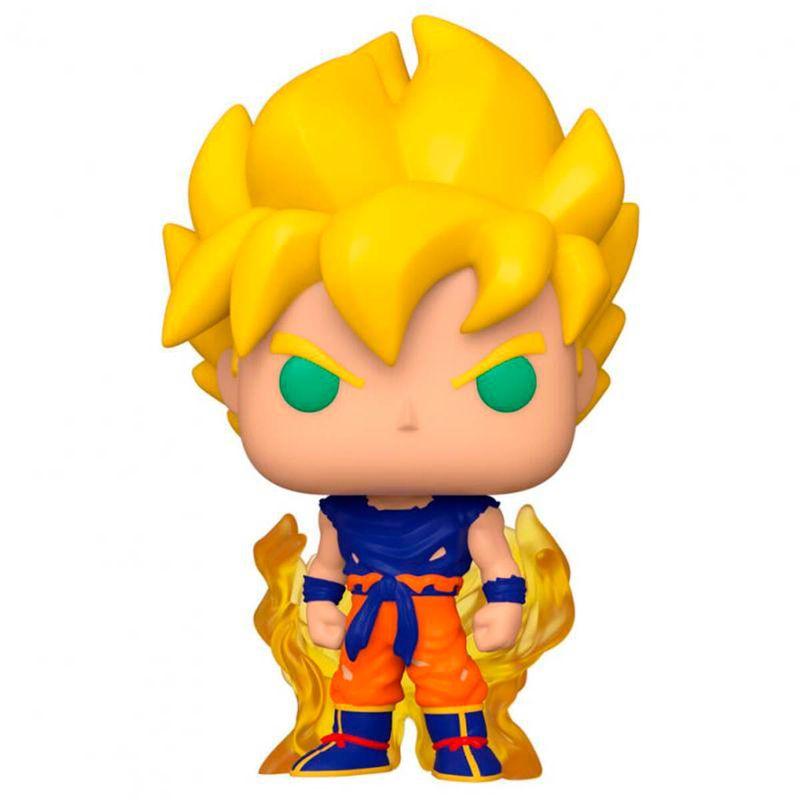 Funko-POP-Dragon-Ball-Z-Goku-SS-Primera-Aparicion