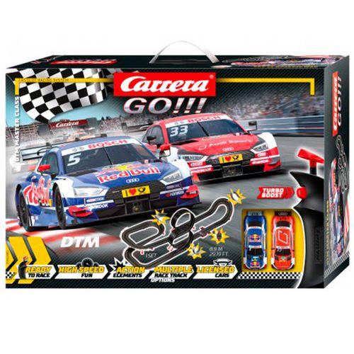 Carrera GO!! Circuito DTM Master Class