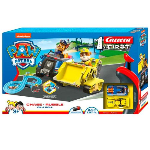 Circuito Carrera First Paw Patrol Chase & Rubble