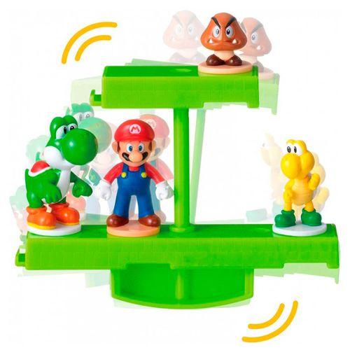 Super Mario Juego Equilibrio