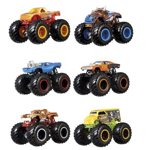 Hot Wheels Monster Pack Vehículos Surtido