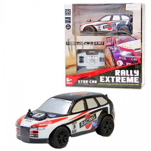 Coche Rally Extrem Racing R/C 1:28