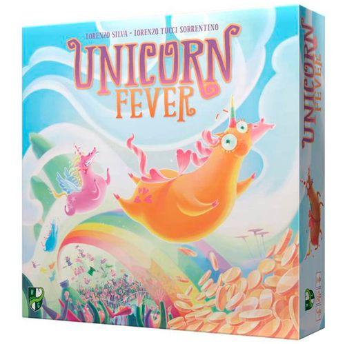 Unicorn Fever Juego de Mesa