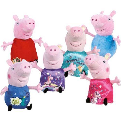Peppa Pig Peluche 27 cm Surtido