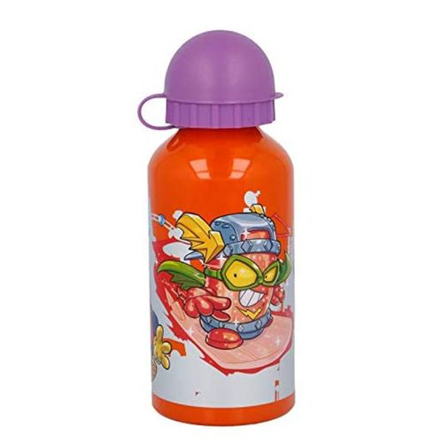 Superzings Botella aluminio 400 ml