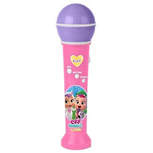 Bebés Llorones Micrófono Grabador