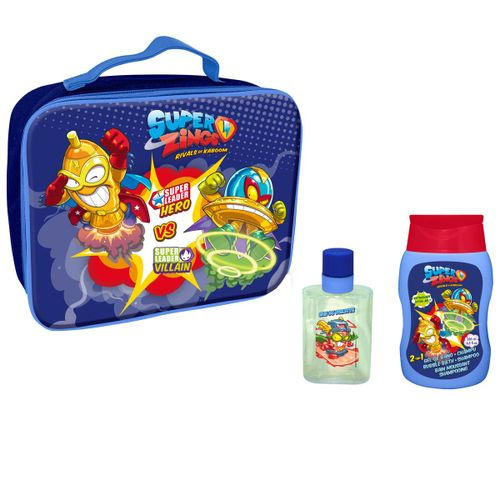 Superzings Neceser Baño Colonia + Gel