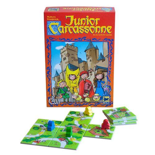 Juego Carcassonne Junior