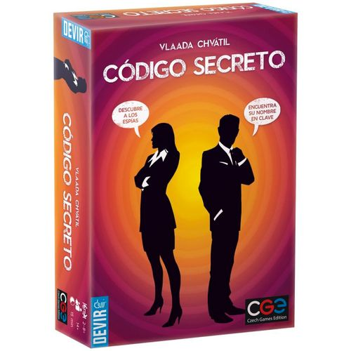 Código Secreto Juego de Mesa