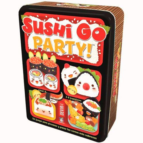 Sushi GO Party! Juego de Cartas