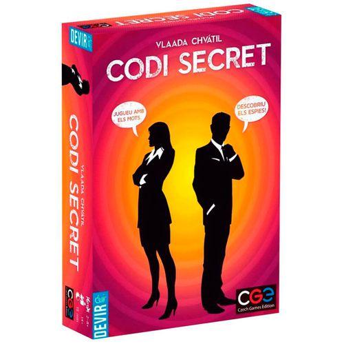 Código Secreto Juego de Mesa Edición Catalán