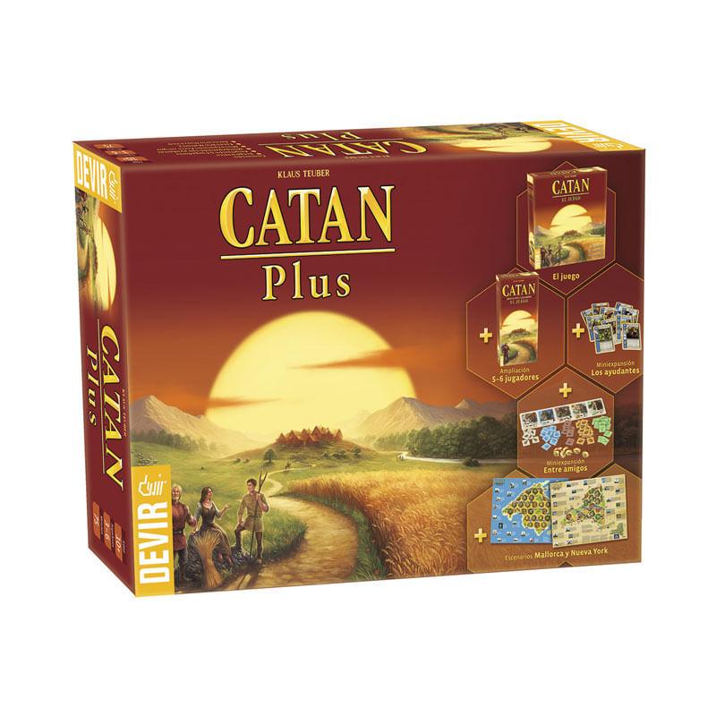 Juego-Catan-Plus