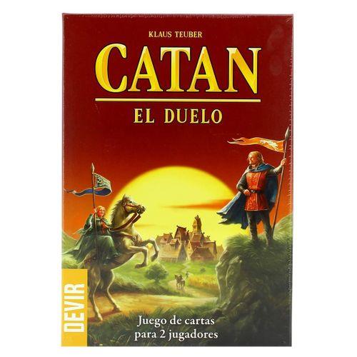 Juego Catan El Duelo