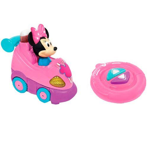 Tut Tut Bólidos Minnie Mouse Coche Carreras R/C
