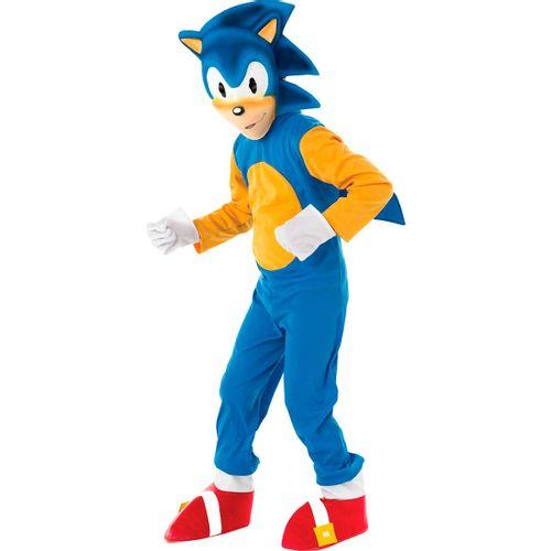 Sonic Disfraz Clásico