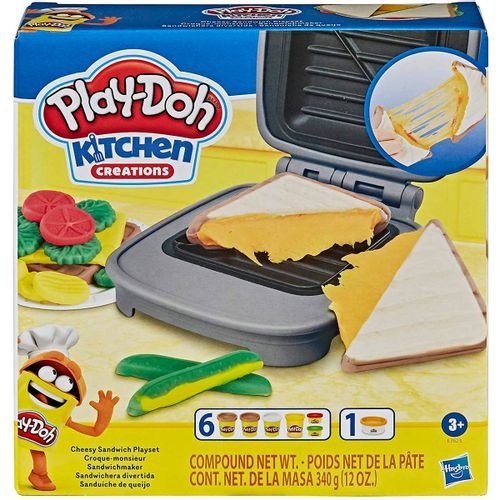 Play-Doh Sandwichera Divertida