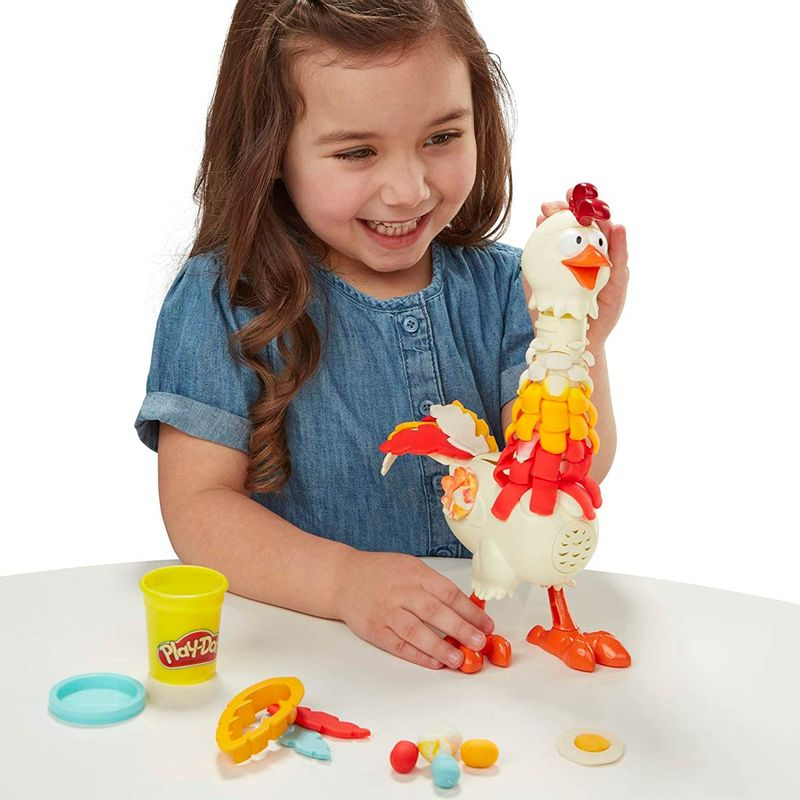 Play-Doh-Animal-Crew-Gallina-Plumas-Divertidas_2