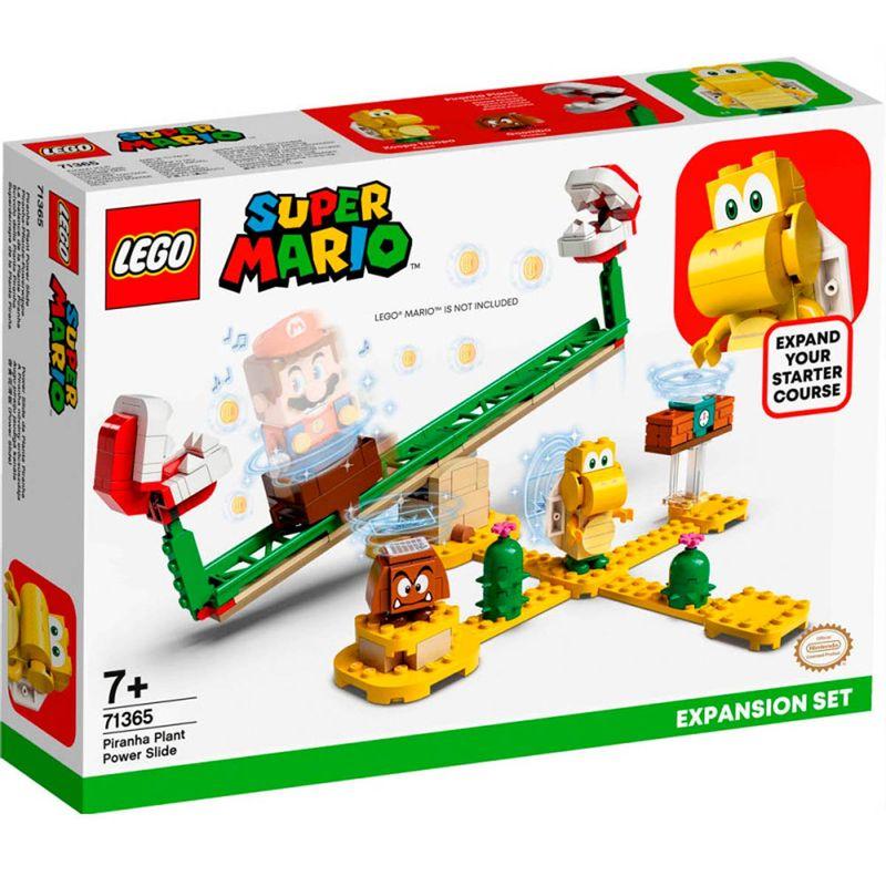 Lego-Super-Mario-Expansion--Derrape-Planta-Piraña