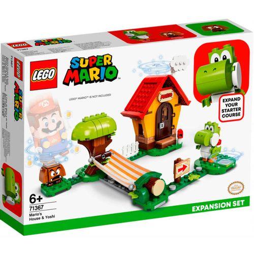 Lego Super Mario Expansión: Casa de Mario y Yoshi