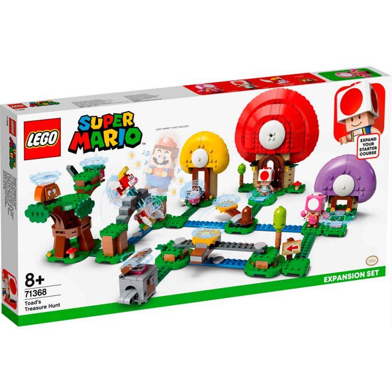 Lego-Super-Mario-Expansion--Caza-del-Tesoro-Toad