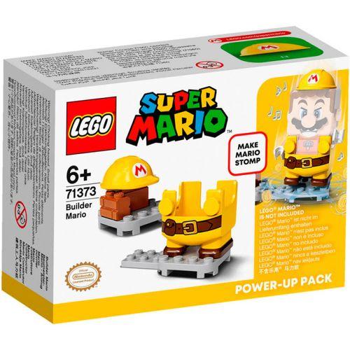 Lego Super Mario Pack Potencia: Mario Constructor