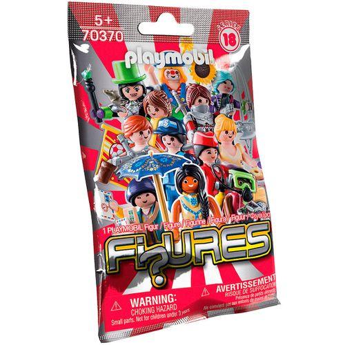 Playmobil Sobre Sorpresa Figuras Niña Serie 18