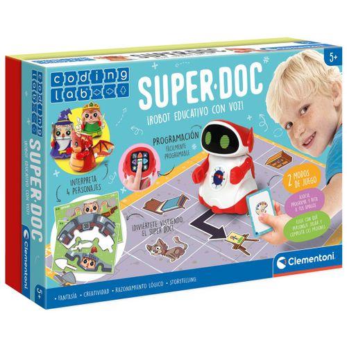 Super Doc Robot Educativo con Voz