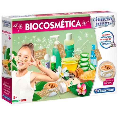 Ciencia y Juego La Bio Cosmética