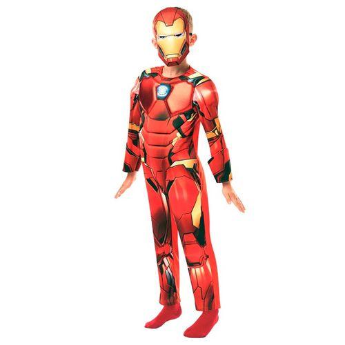Iron Man Disfraz Edición Deluxe