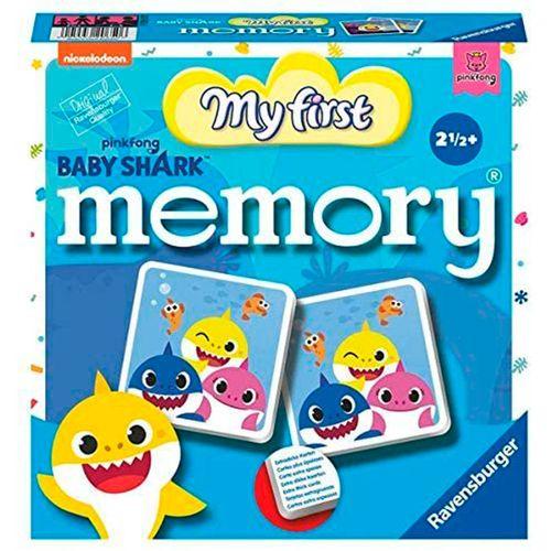 Baby Shark Mi Primer Memory