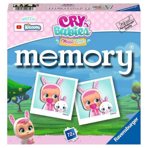 Bebés Llorones Mi Primer Memory