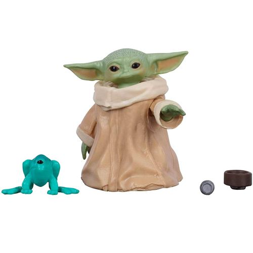 Star Wars Black Series Mandalorian Fig Baby Yoda