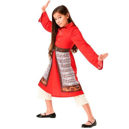 Mulan Disfraz Live Action Clásico