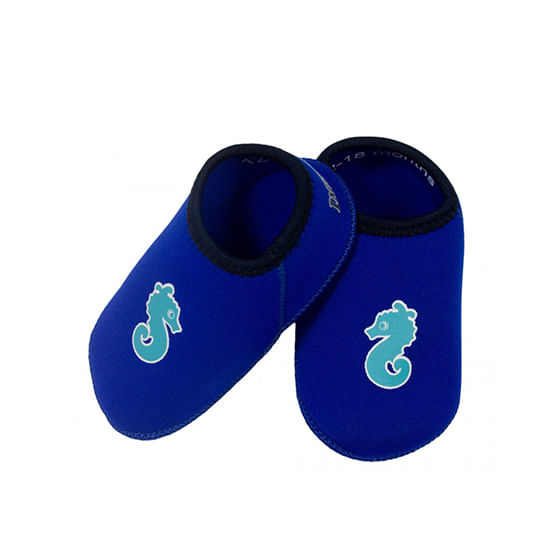 Botas-de-Neopreono-bebe-Azul--Talla-24-25--Imsevimse