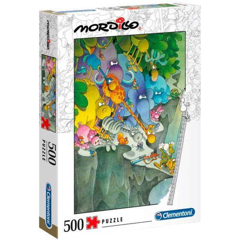 Puzzle Mordillo 500 Piezas