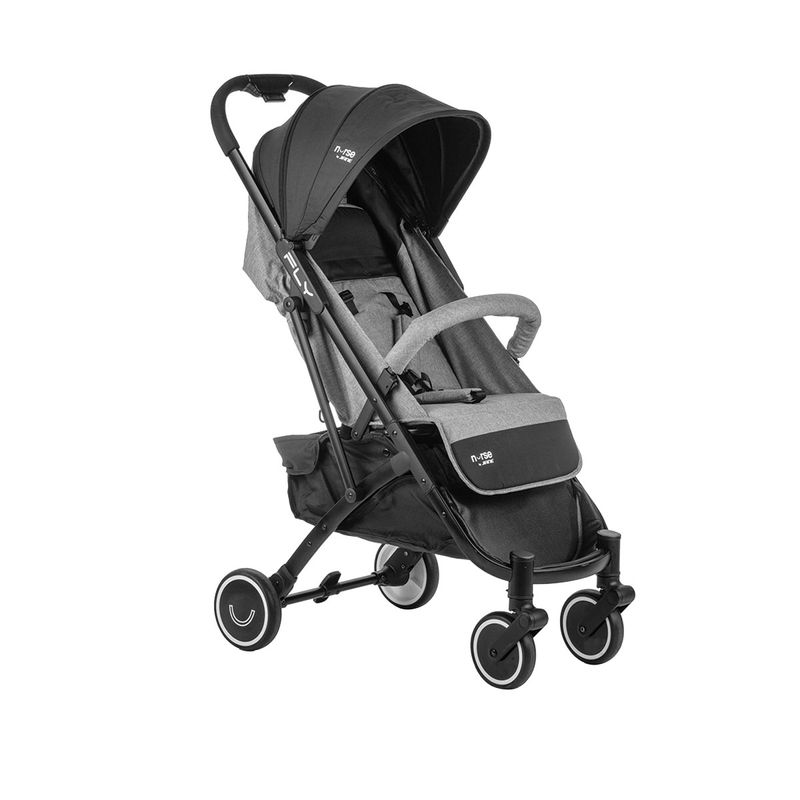 Nurse-Silla-Fly-Trolley-Negro