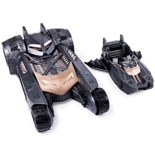 Batman Batmóvil 2 en 1