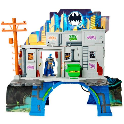 Batman Batcueva 3 en 1 Playset