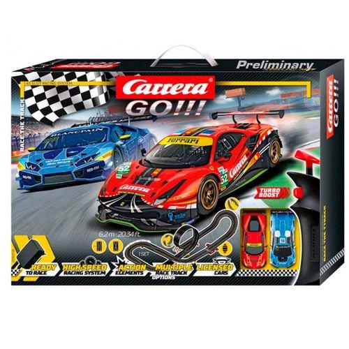 Carrera GO! Circuito Race the Track