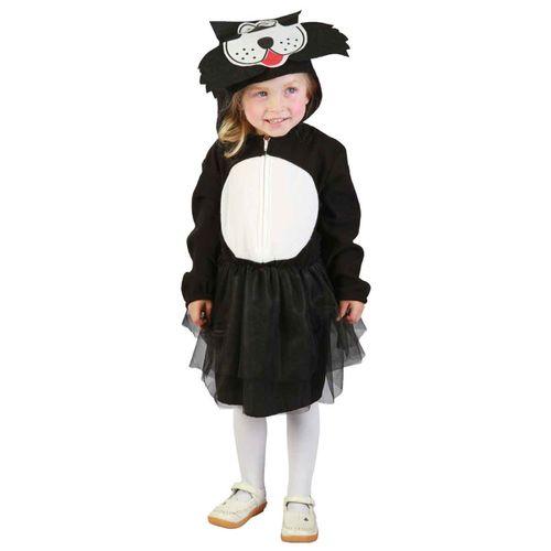 Disfraz Perrita Negra Infantil