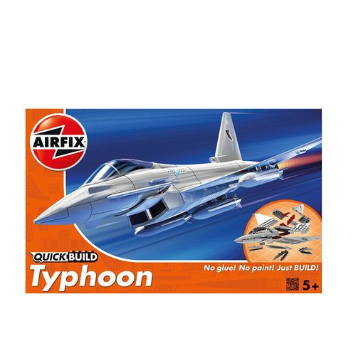 Maqueta Avión Eurofighter Typhoon