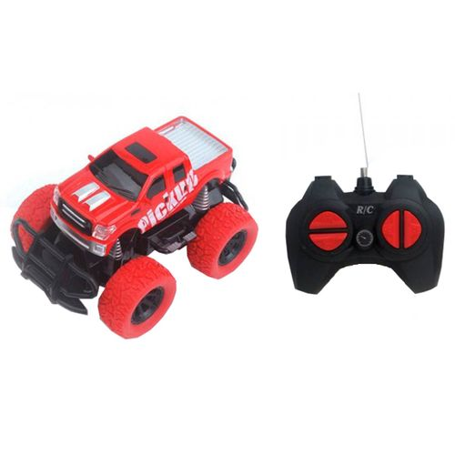 Coche Todoterreno Monster Truck Pick-Up R/C
