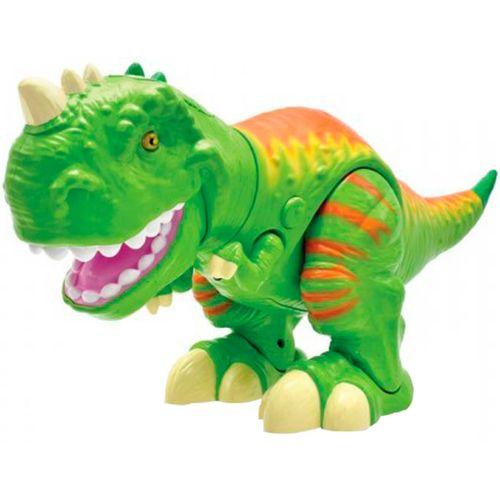 Dinosaurio Infantil Echa Humo