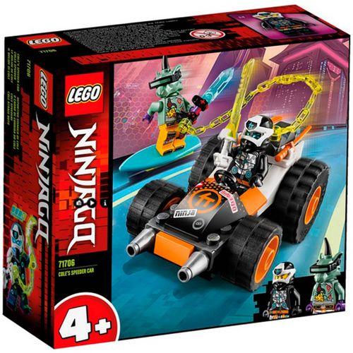 Lego Ninjago Deportivo Sísmico de Cole