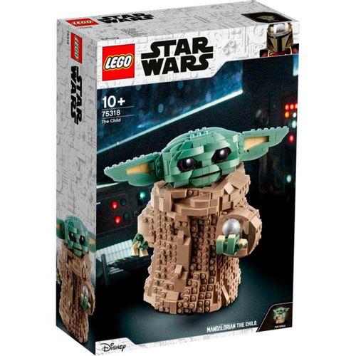 Lego Star Wars Mandalorian El Niño Baby Yoda