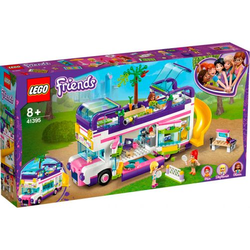 Lego Friends Bus de la Amistad