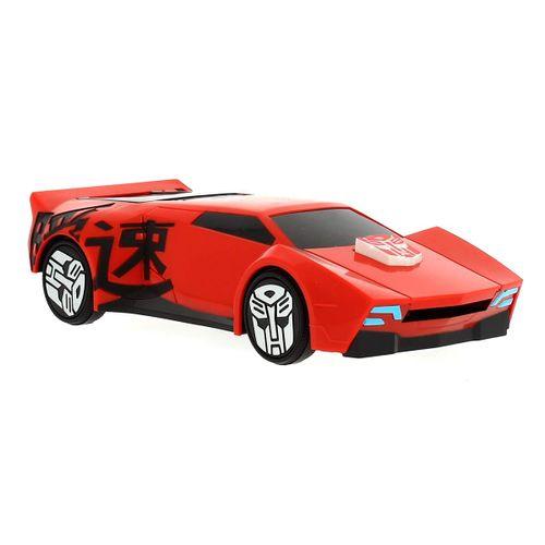 Transformers Coche Sideswipe Lanza Discos