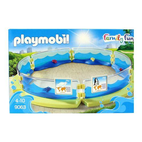 Playmobil Family Fun Piscina del Acuario