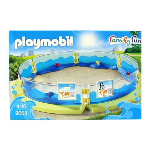 Playmobil Family Fun Piscina del Acuario