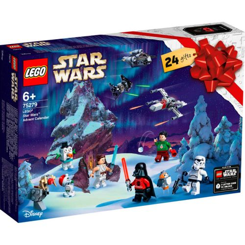 Lego Star Wars Calendario Adviento 2020